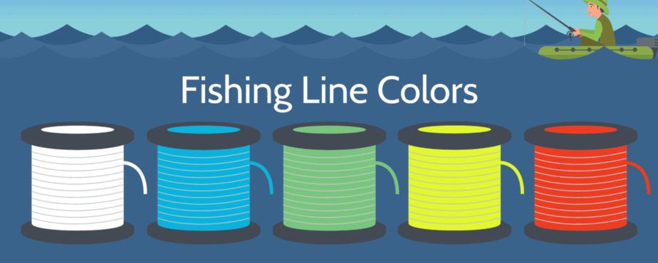 Fishing Line Colors