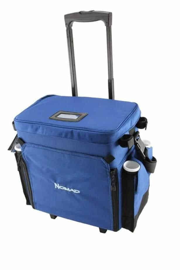 Travel Series Tackle Rolling Deck Bag