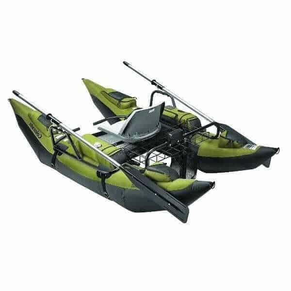 Colorado-Inflatable Pontoon Boat