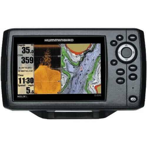 Humminbird 409620-1 HELIX 5 DI Fish Finder