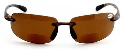 Maui Island Polarized Bifocal Reading Sunglasses