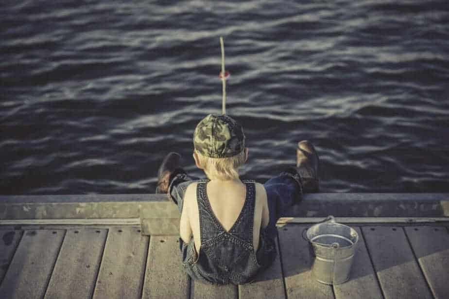 best fishing rod for teenager