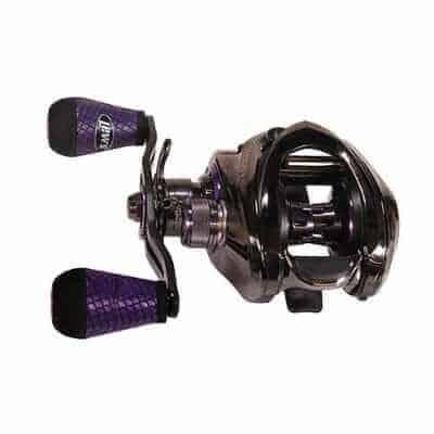 Lews Fishing Pro-Ti Speed Spool SLP Casting Reel