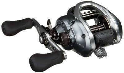Shimano Curado 200 right hand baitcast fishing reel
