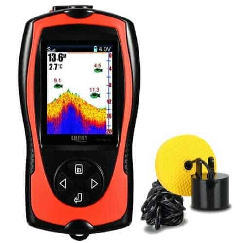 LUCKY Portable Handheld Fish Finder