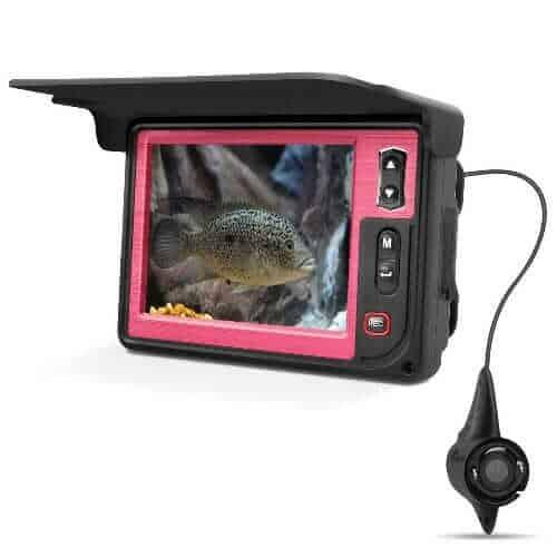 Moocor Portable Fish Finder Camera HD 1000 TVL