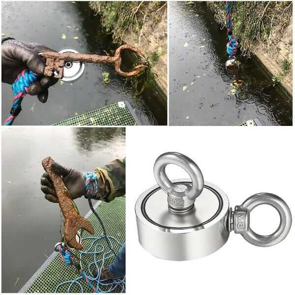 Is magnet fishing legal