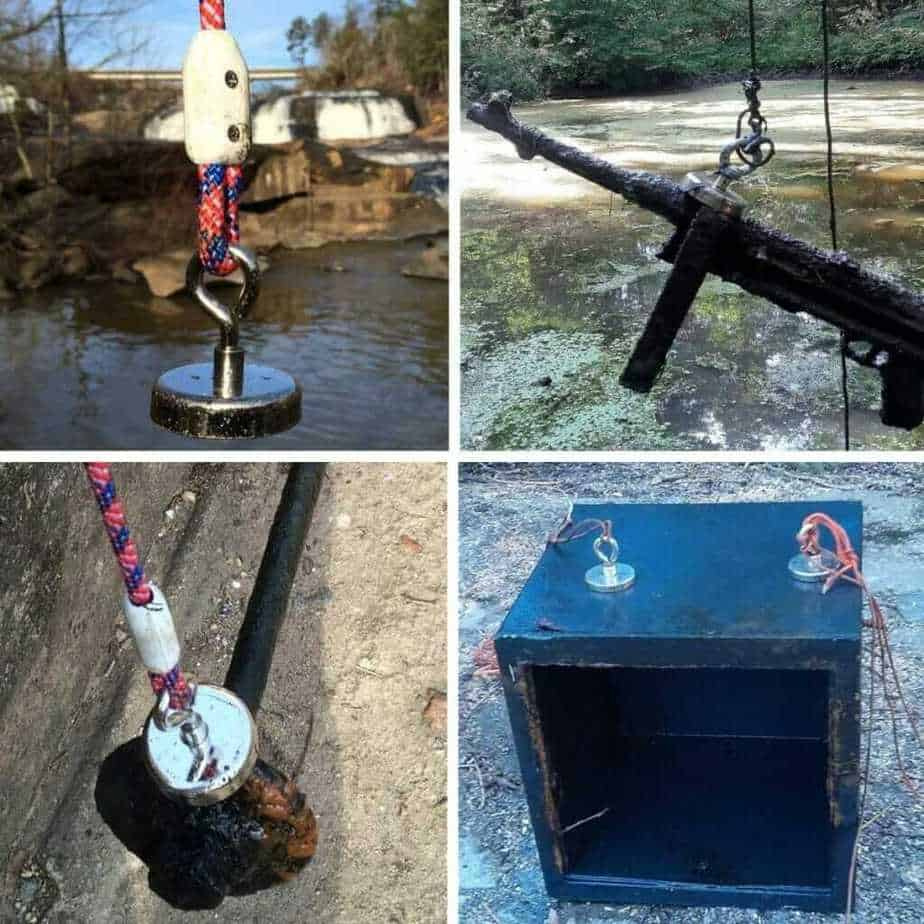 Magnet Fishing Laws