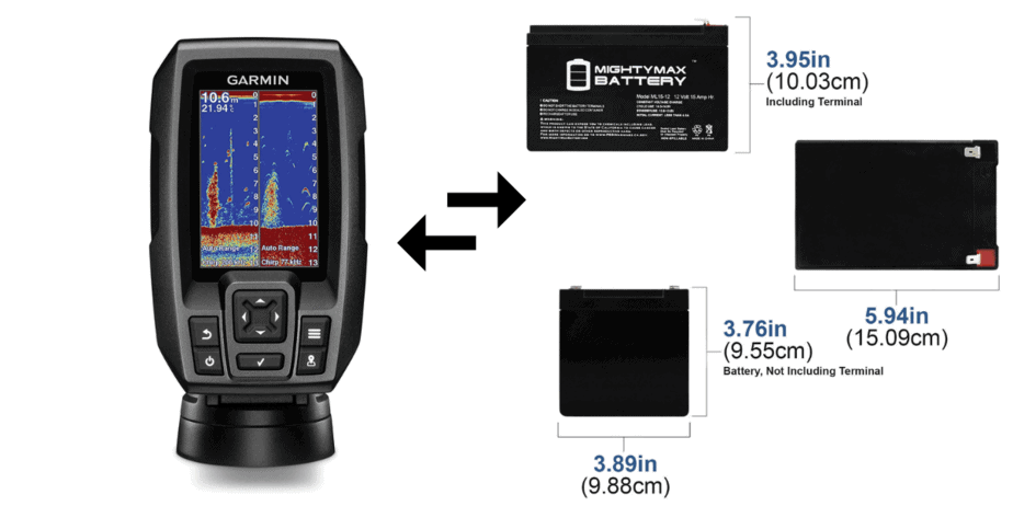 Connecting Fish Finder to Battery