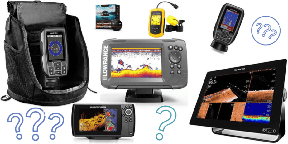 HOW TO DETERMINE THE MOST APPROPRIATE FISH FINDER?