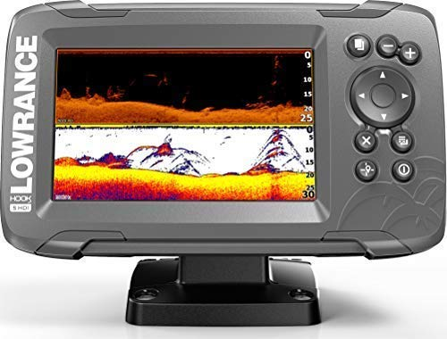 HOOK2 5 - 5-inch Fish Finder with SplitShot Transducer