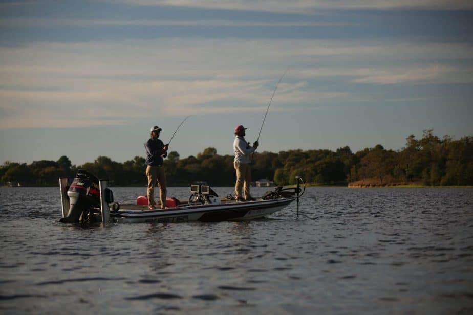 The popularity of bass fishing