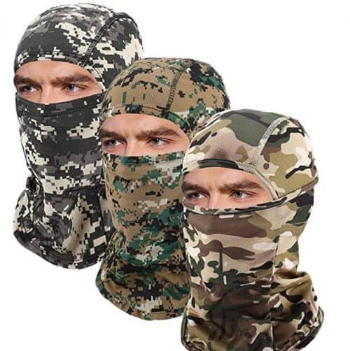 3 Pieces Balaclava Mask