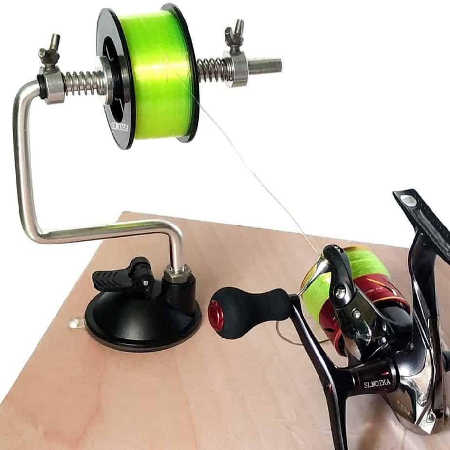 SLMOZKA Fishing line spooler
