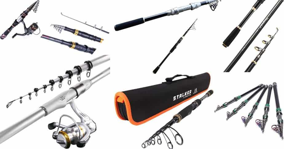 Variety of rods