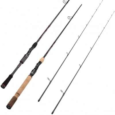 Cadence Vigor Spinning Rod