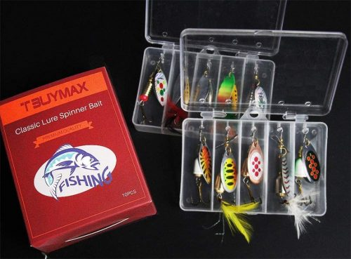 TB Tbuymax Fishing Lure Spinnerbait