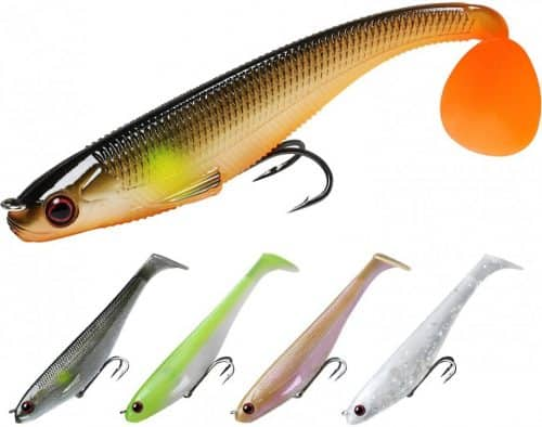 Truscend Power Soft Fishing Lure